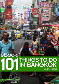 101 things to do in Bangkok