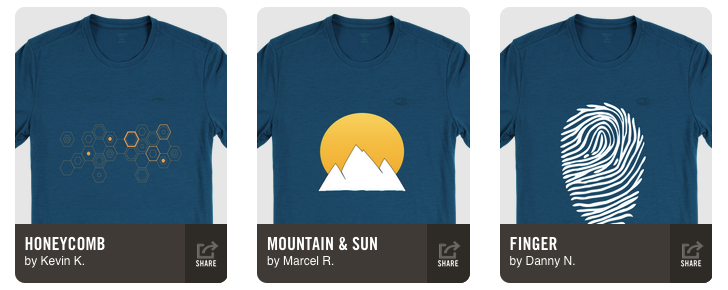 Icebreaker T-shirt design challenge