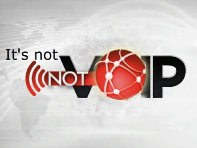 It's not VOIP