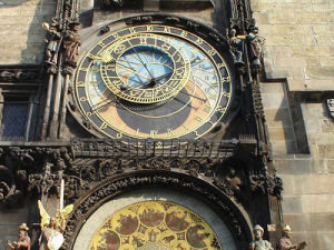 Astronomical Clock, Prague – Czech Republic