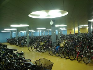 Basel Bike Parking