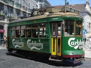Number 28 Tram