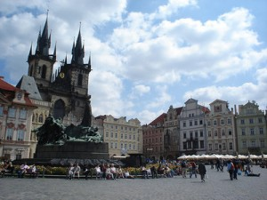 Old Town Square, Prague – Czech Republic