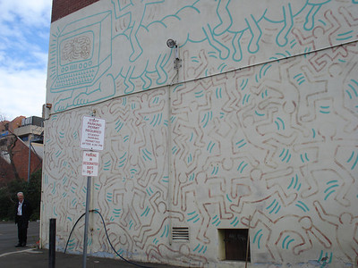Keith Haring in Melbourne