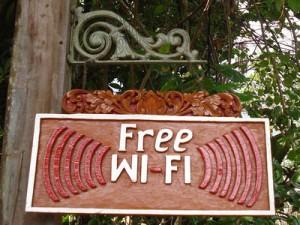 Free Wifi - Ubud