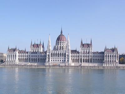 Travel Photo: Parliament Building, Budapest – Hungary