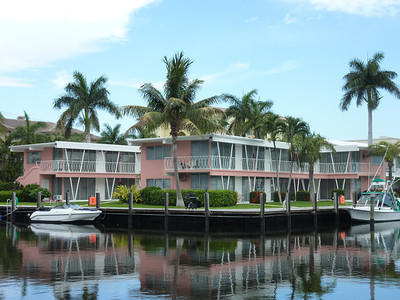 Notes on Fort Lauderdale: beaches and canals