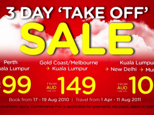 Subscribe to the AirAsia newsletter for cheap flights in Asia