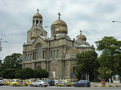 Cathedral of the Holy Assumption, Varna – Bulgaria