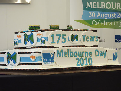 Happy birthday dear Melbourne…