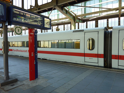 Getting cheap train tickets in Germany