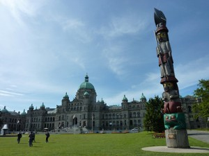 Victoria Government Parliament Buildings, Victoria – Canada