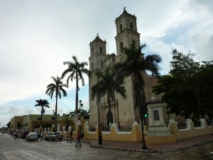 Cathedral of Valladolid – Mexico