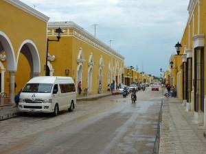 Yellow Streets, Izamal - Mexico