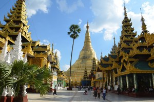 Shwedagon Pagoda – The cure for temple fatigue