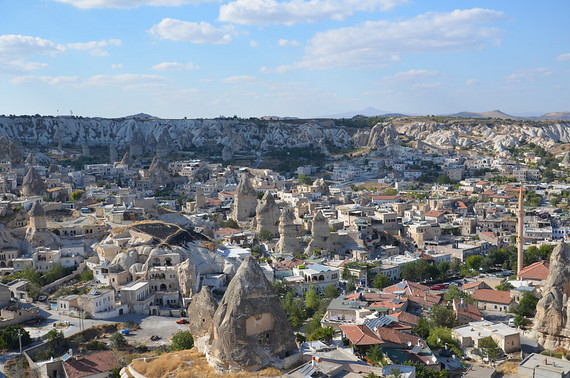 Fairy Chimneys of Goreme – Turkey