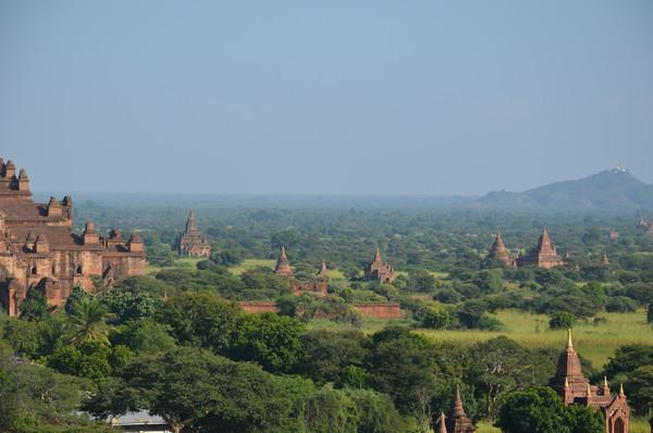 Temples of the ancient city of Bagan – Myanmar (Burma)