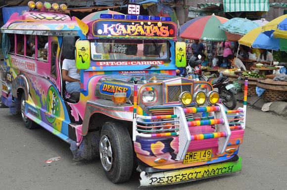 Philippine Jeepney, Cebu – Philippines