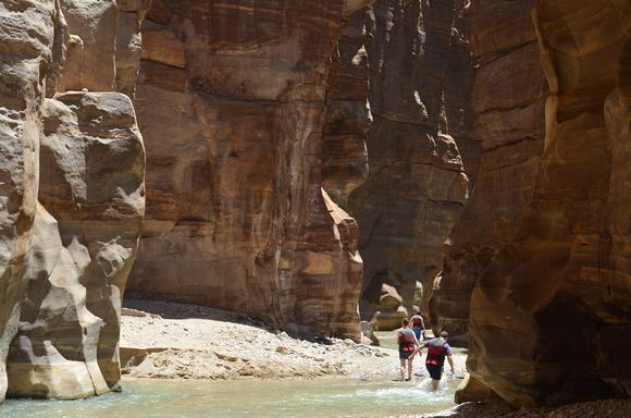 Mujib Biosphere Reserve – Jordan