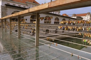 Love Padlocks - Ljubljana