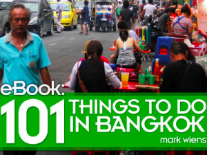 Book Review: 101 things to do in Bangkok