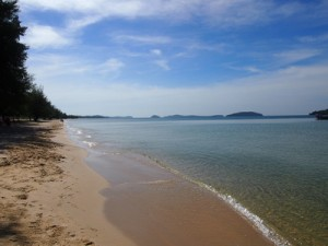 Where I'm At: Otres Beach, Cambodia