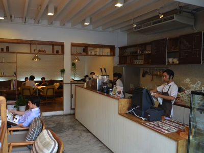 Cafes in Bangkok to work from