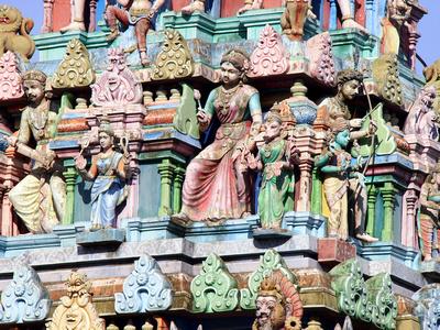 [Travel Photo] Sri Mahamariamman Temple, Georgetown Penang – Malaysia