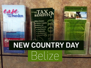 New Country Day: Belize