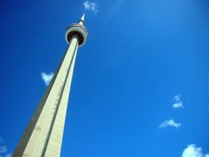 CN Tower, Toronto – Canada
