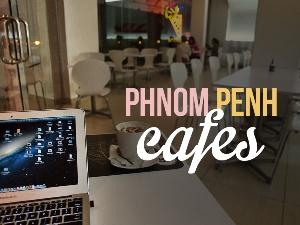 Phnom Penh Cafes