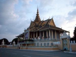 Royal Palace, Phnom Penh – Cambodia
