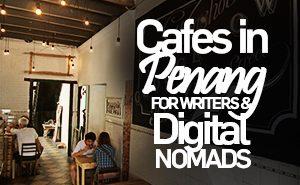 Best cafes in Georgetown, Penang