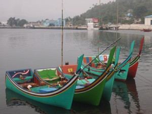Fishing Boats - Sabang