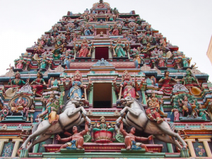 Sri Mahamariamman Temple, Kuala Lumpur – Malaysia