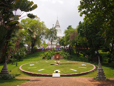Wat Phnom, Phnom Penh – Cambodia