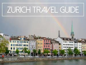 Zurich Travel Guide