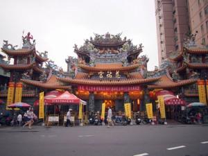 Sung Shan Tzu Yu Temple, Taipei – Taiwan