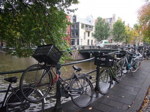 Where I'm At: Autumn in Amsterdam