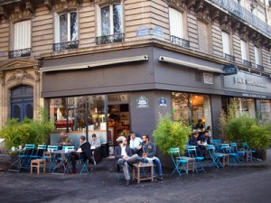 Aussie-style cafes in Paris