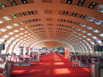 Terminal 2 CDG, Paris – France