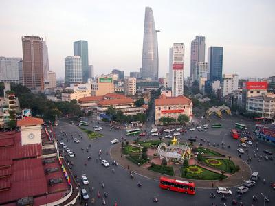 Ben Thanh Market, Ho Chi Minh City – Vietnam