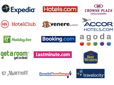Recommended accommodation booking sites