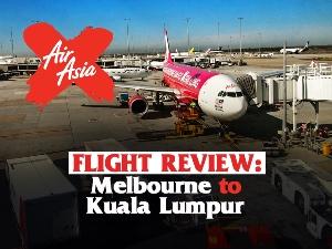 Flight Review: AirAsiaX – Melbourne to Kuala Lumpur