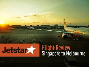 Flight Review: Jetstar Airways – Singapore to Melbourne