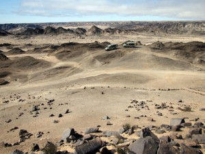 On the trail of Mad Max in Namibia