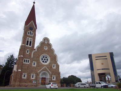Christ Church, Windhoek – Namibia