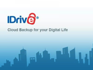 IDrive: Online data backup for your laptop and mobile phone