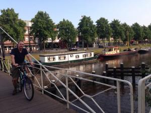 Couchsurfing in Groningen, Netherlands