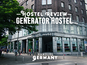 Hostel Review: Generator Hostel Hamburg, Germany
